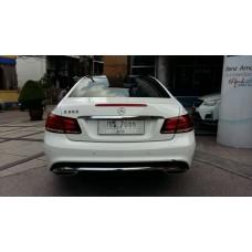 Benz E Coupe